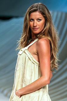 Gisele Bundchen super model terkaya dan termahal di dunia