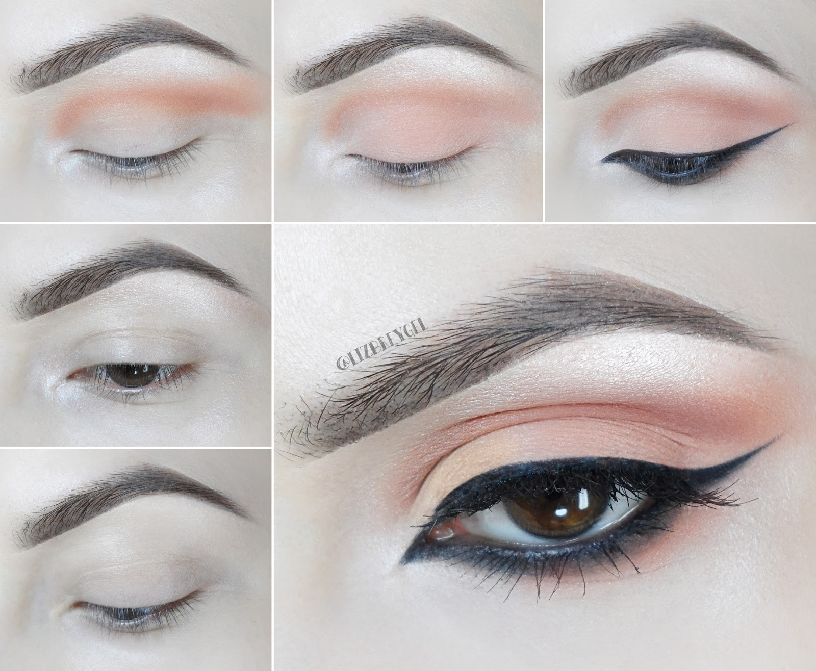 easy makeup for brown green blue eyes tutorial with pictures beauty blogger