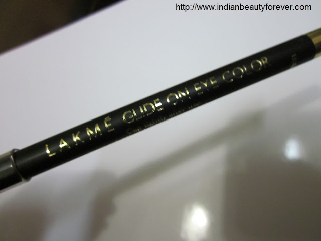 Lakme glide on eye color