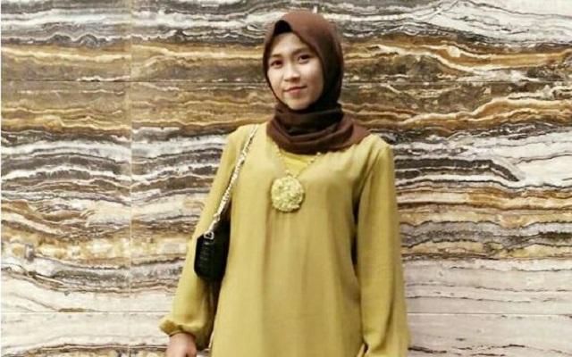 Cewek Manis Asal Bandung Ini Pilih Kuliah di UNSA Makassar