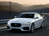 2020 Jaguar XF: Four for the Road Review