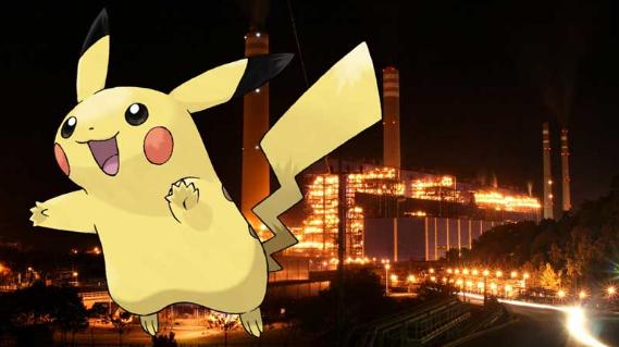 Cara mudah mendapatkan Pikachu dengan Pokemon GO