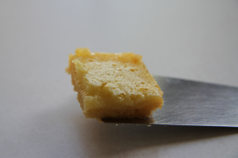 Eat Well Live Happy Lemon Buttermilk Bars
