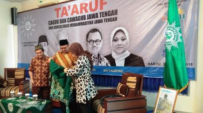 Sudirman Said Resmi Menjadi Anggota Muhammadiyah