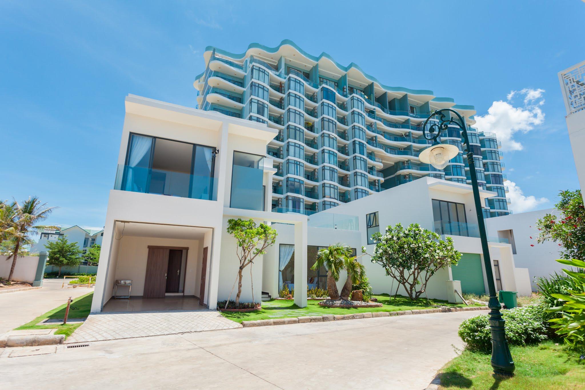 Cho thuê biệt thự nghỉ dưỡng 4 sao blue sapphire resort Vũng Tàu