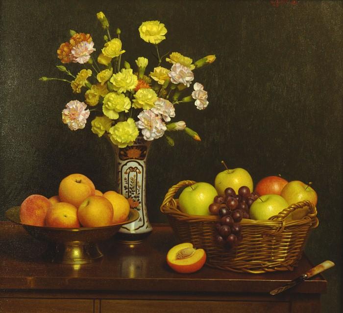 Stephen Gjertson. Цветочные натюрморты 17