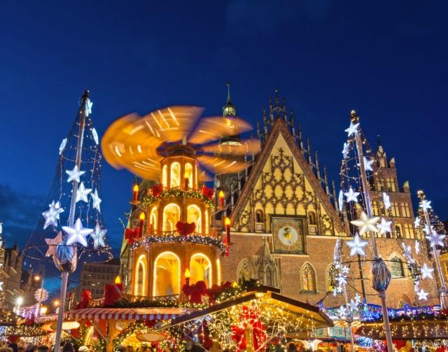 Offerte mercatini di natale a breslavia giorni in favoloso