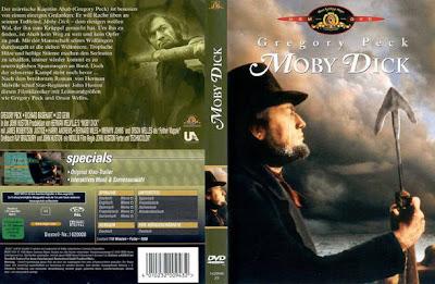 Carátula dvd: Moby Dick (1956)