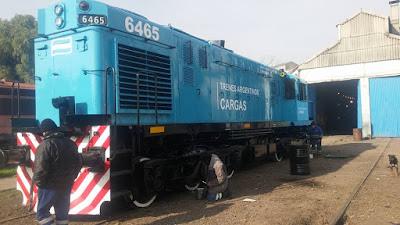 Nueva Identidad para los Ferrocarriles