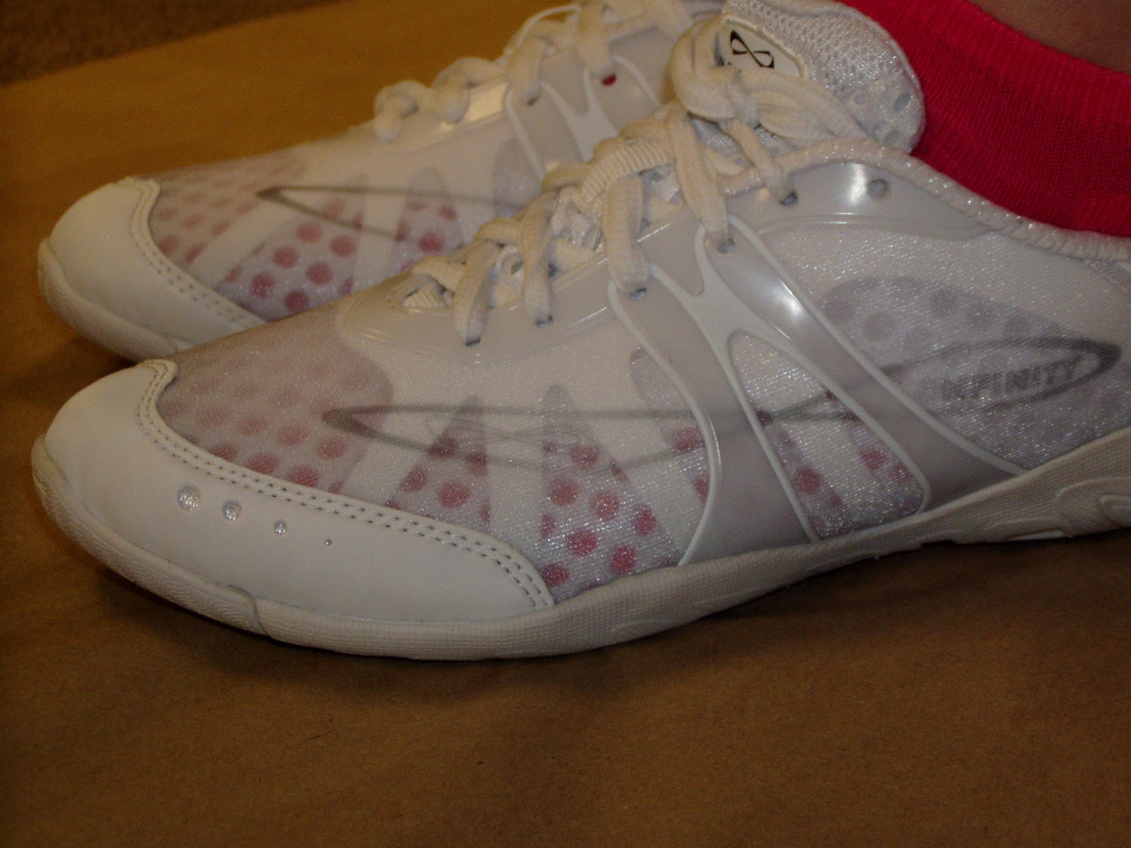 Nfinity Shoes Different Size