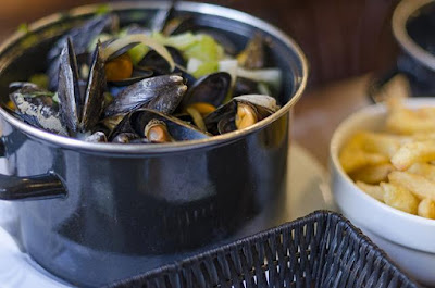 Mussels - 10 Countries Around the World Serving Scrumptious Seafood Dishes