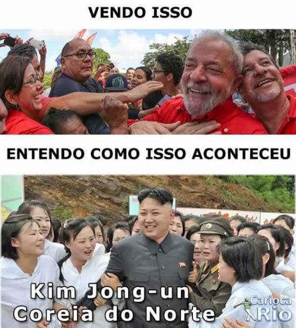 lula Kim Jong-un