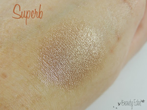 revue avis test mac mineralize skin finish superb swatch