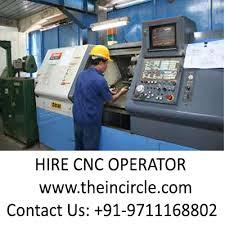 Hire CNC operator
