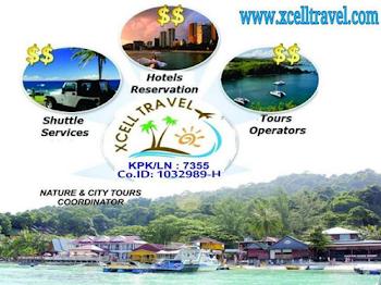 Percutian Keluarga di Kelantan bersama Xcelltravel & Tours Management Sdn Bhd