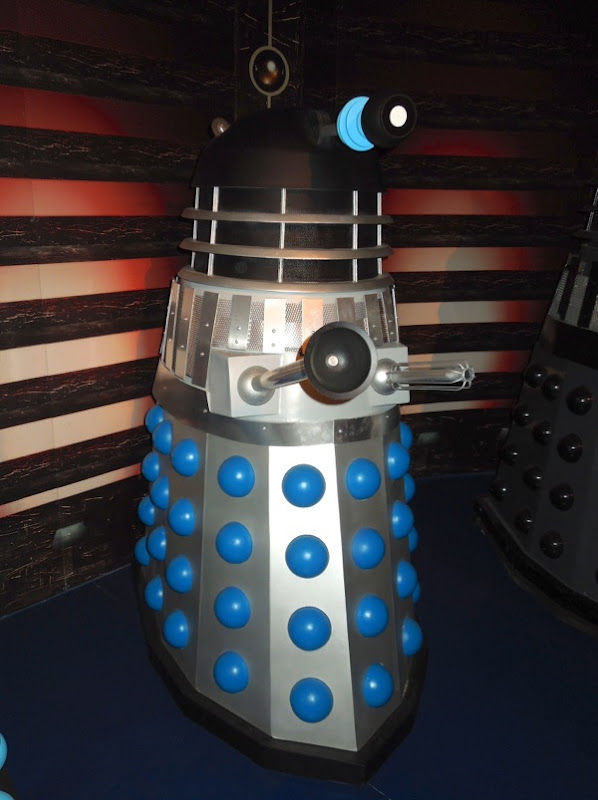 1967 Dalek commander Doctor Who