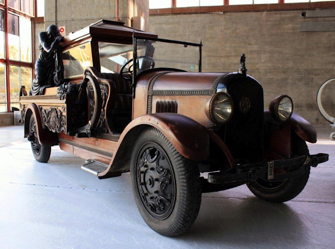 Just A Car Guy: hearse cars of the 1920's from Spain, a ...