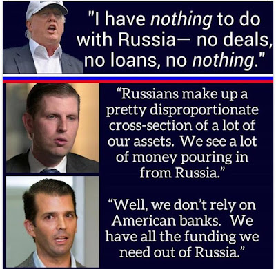 Image result for russiagate money laundering