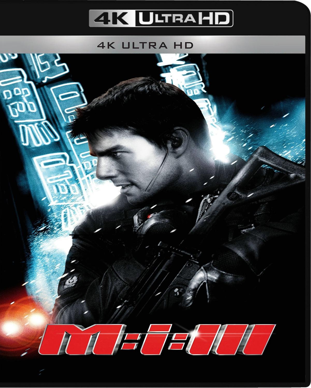 Mission: Impossible III [2006] [UHD] [2160p] [Latino – Castellano]