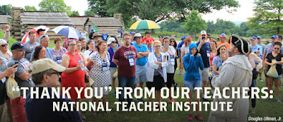 Thank You From Our Teachers
