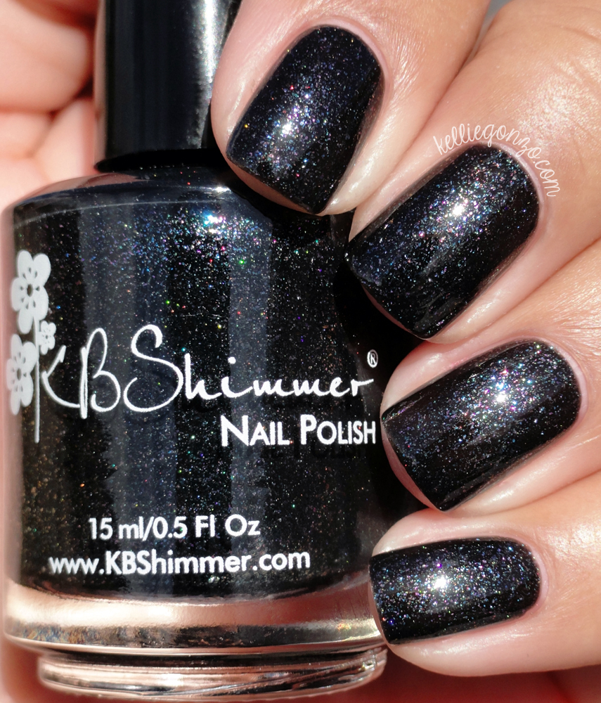 KBShimmer Soot and Ladders