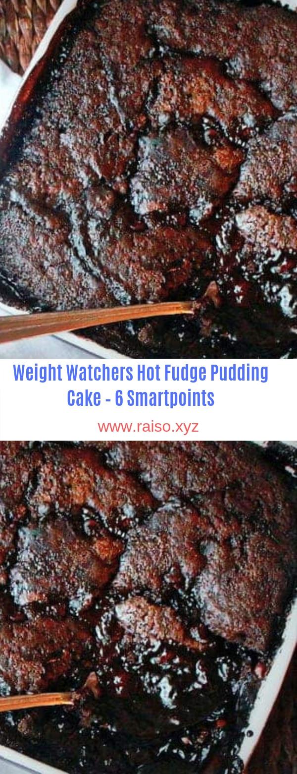 Weight Watchers Hot Fudge Pudding Cake – 6 Smartpoints