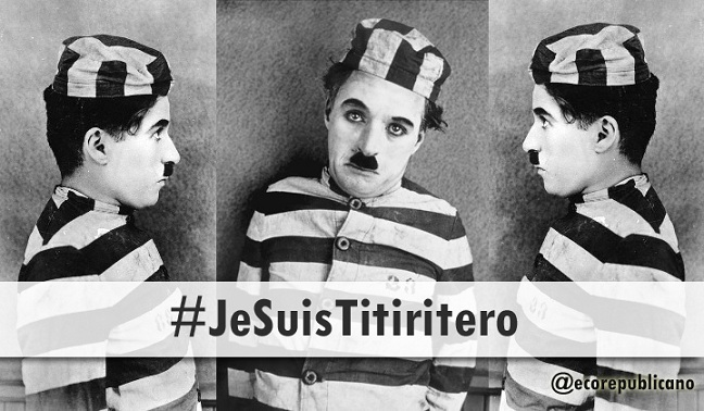 Je suis titiritero, por Alberto Garzón