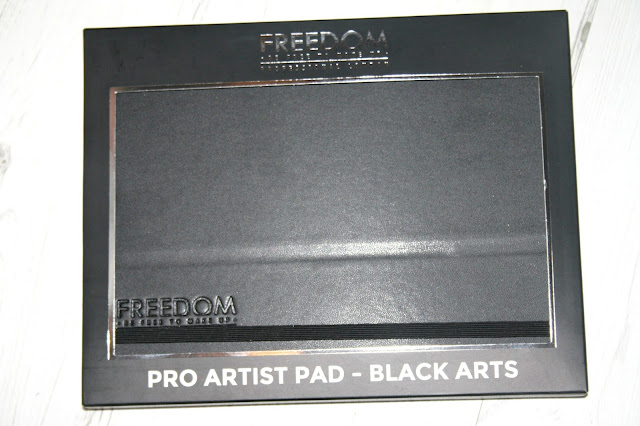 Freedom Pro Artist Pad - Black Arts
