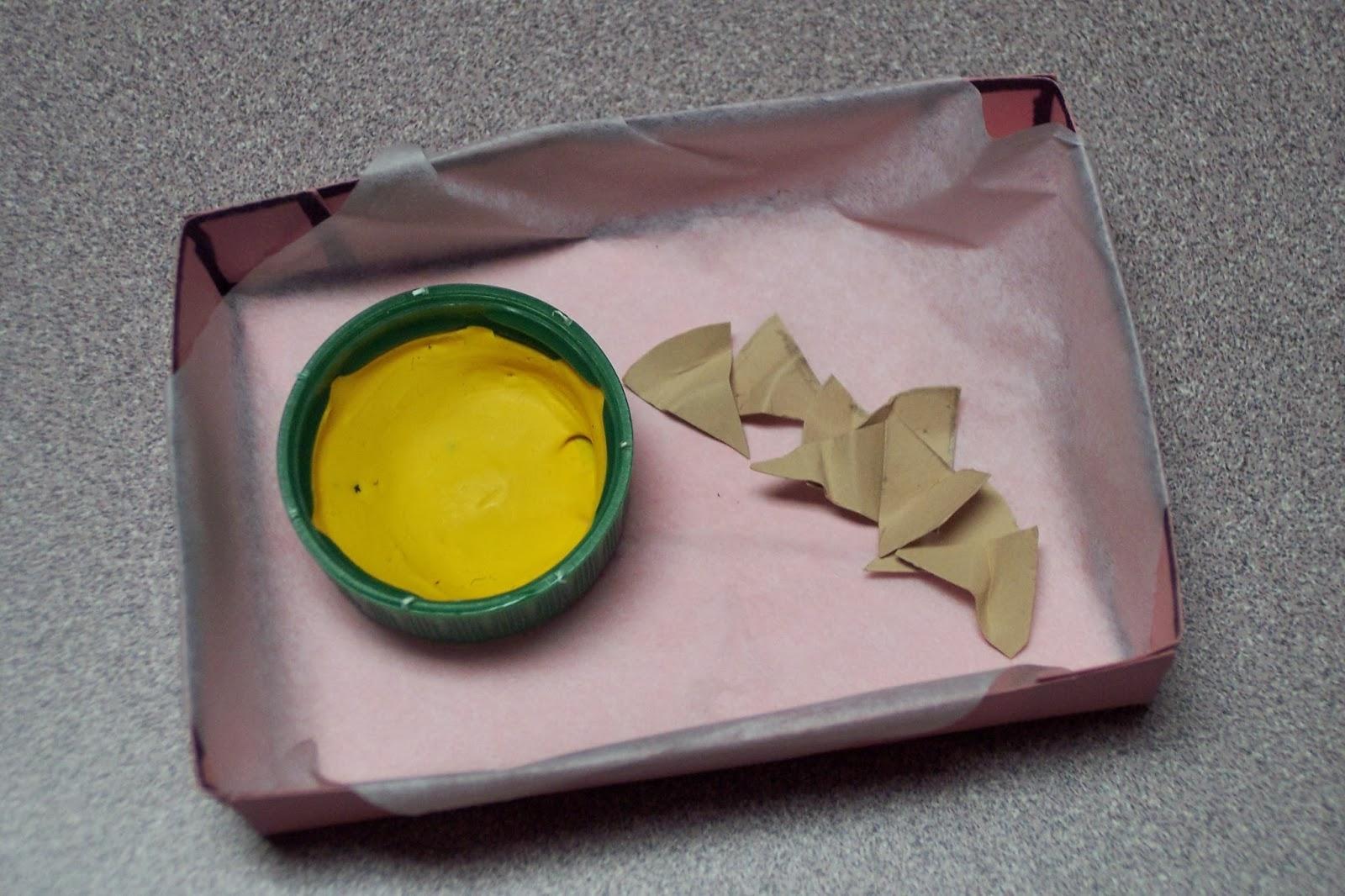 Craft Paper Nacho Tray