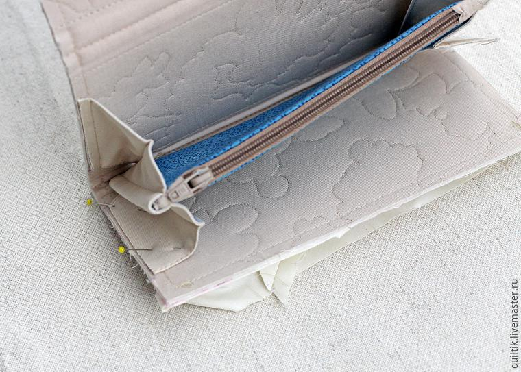 Accordion Fabric Wallet Tutorial