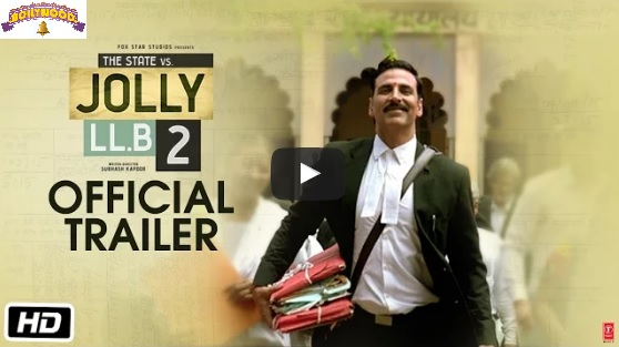 jolly llb 2 trailer launched