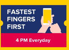 Mi Fastest finger first game trick Xiaomi Mi India Rs 1 Diwali Sale Offers