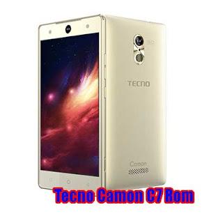 Download Tecno Camon C7 Stock ROM