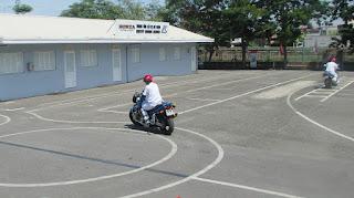điều kiện thi bằng lái xe mô tô A2