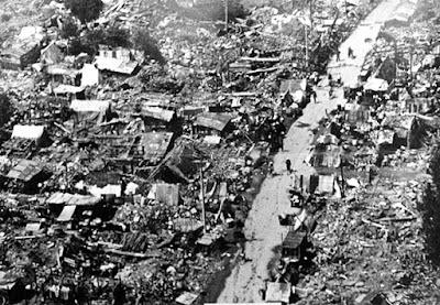 tangshan depremi