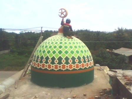 kubah masjid