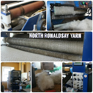 North Ronaldsay Wolle