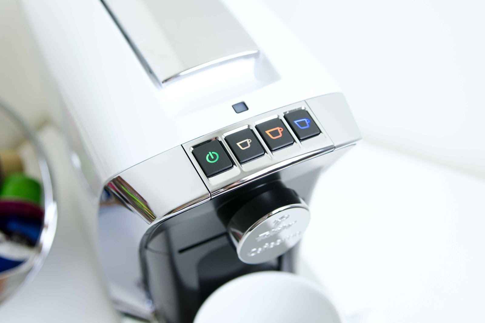 Tag des Kaffees Tasten