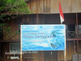 Taman Wisata Alam Pulau Sangalaki