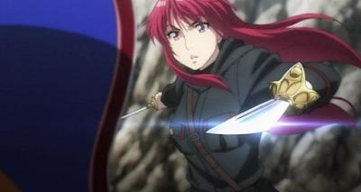 Nejimaki Seirei Senki: Tenkyou no Alderamin Episode 9 Subtitle Indonesia