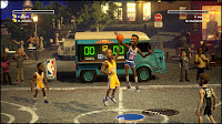 NBA Playgrounds Game Screenshot 3