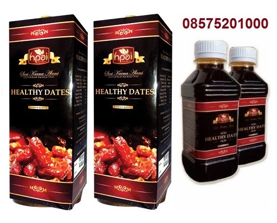 sari kurma HPAI healthy dates