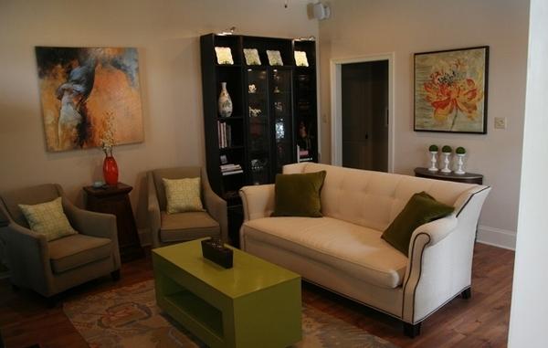 model rumah impianku 32 contoh desain ruang tamu