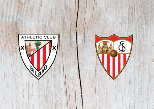 Athletic Bilbao vs Sevilla - Highlights 10 January 2019