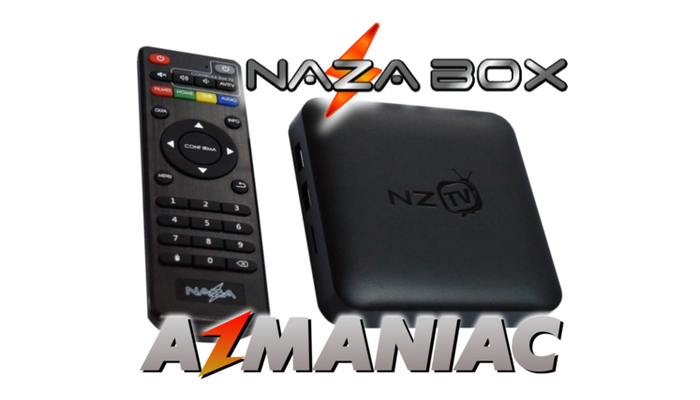 Nazabox NZ TV