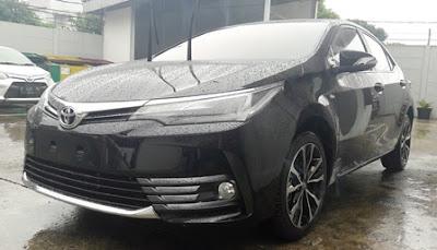 Promo Toyota Tipe Sedan Corolla Altis