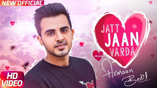 Jatt Jaan Vaarda Lyrics | Armaan Bedil | Sukh-E | Jashan Nanarh | Latest Punjabi Song 2017 | Speed Records