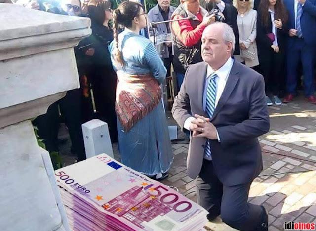Όπου και αν ταξιδέψω η Ελλάδα με πληρώνει (Τέρενς Κουικ)
