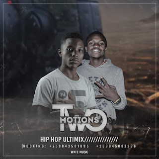 TwoMoTions (Dj Chilla's X Dj H.Brizzy) - Hip-Hop Ultimix