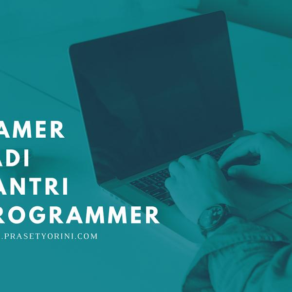 Anak Gamer Jadi Santri Programmer